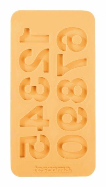 Tescoma Silikonové formičky DELÍCIA DECO, čísla