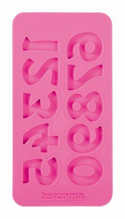 Tescoma silikonski kalup s brojevima Delicia