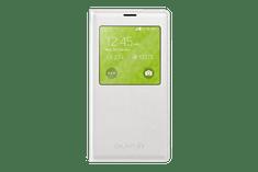 Samsung S-view EF-CG900, Samsung Galaxy S5, bílé