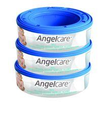 Angelcare Wkład do pojemnika na pieluchy, 3szt