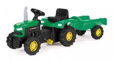 Buddy Toys Šlapací traktor Fieldmann BPT 1011 - II. jakost