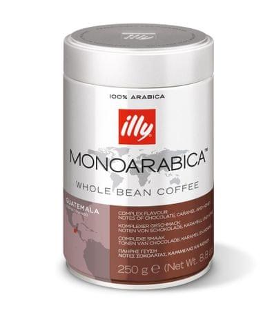 illy Zrnková káva Monoarabica Guatemala 250 g