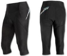 Sensor kolesarske hlače 3/4 Race, ženske