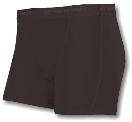 Sensor Coolmax Fresh dámské kalhotky s nohavičkou černá XL