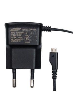 Samsung Hišni polnilec G810 ETAOU10EBE micro USB