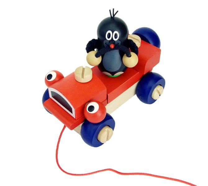 Detoa Krtek a mrkací auto