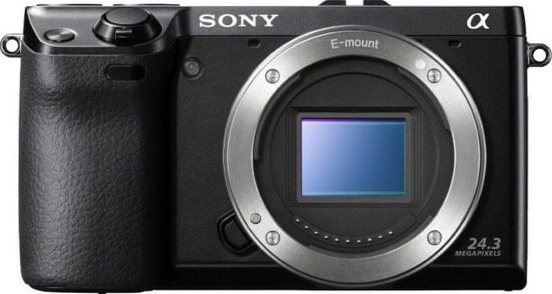 Sony Alpha α6000 Body Black (ILCE6000B)