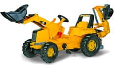 Rolly Toys traktor kopač Cat