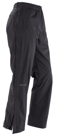 Marmot hlače PreCip Full Zip Pant, moške, črne, S