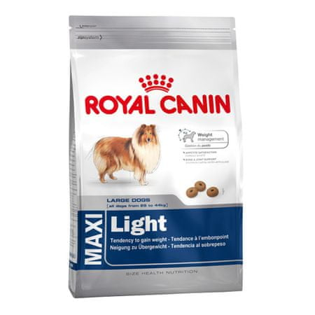 Royal Canin sucha karma dla psa Maxi Light 27 - 15kg