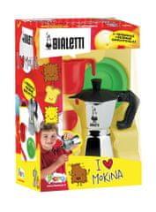FARO Bialetti Kávéfőző szett Gyerekkonyha tartozék