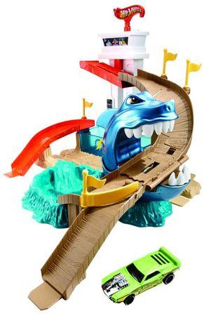 Mattel HW set - Premagaj morskega psa BGK04