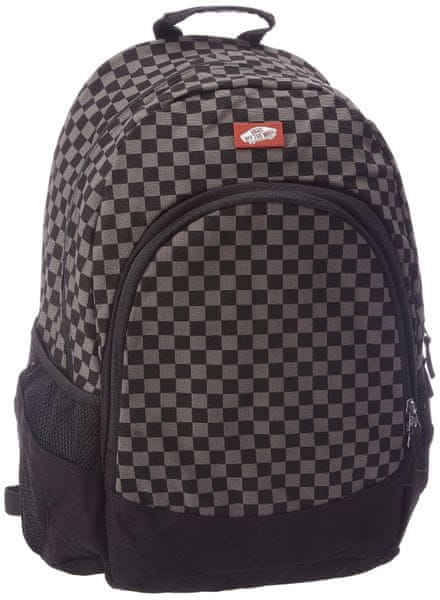 Vans M Van Doren Backpack Black/Charcoal