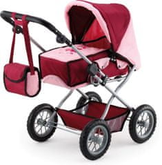 Bayer Design voziček za punčke Kombi Grande, vijoličen - Odprta embalaža