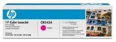 HP Toner Color LaserJet - CB543A-purpurová