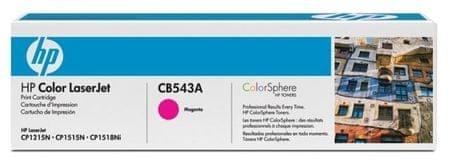 HP toner Color LaserJet CB543A Magenta, 1400 strani