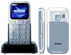 myPhone 1045 Simply + biały