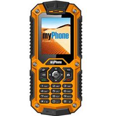 myPhone telefon komórkowy Hammer pomarańczowy