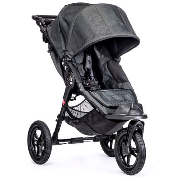 Baby Jogger City Elite 2016, Charcoal - Denim