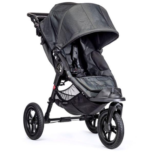 Baby Jogger City Elite, Charcoal - Denim