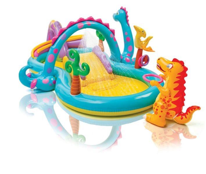 Intex 57135 Bazénové hrací centrum Dinoland