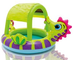 Intex Dětský bazének mořský koník