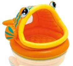 Intex Detský bazénik rybička