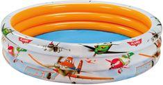 Intex 58425 Tříkruhový bazén Letadla
