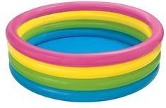 Intex Tęczowy basen 168 x 46 cm