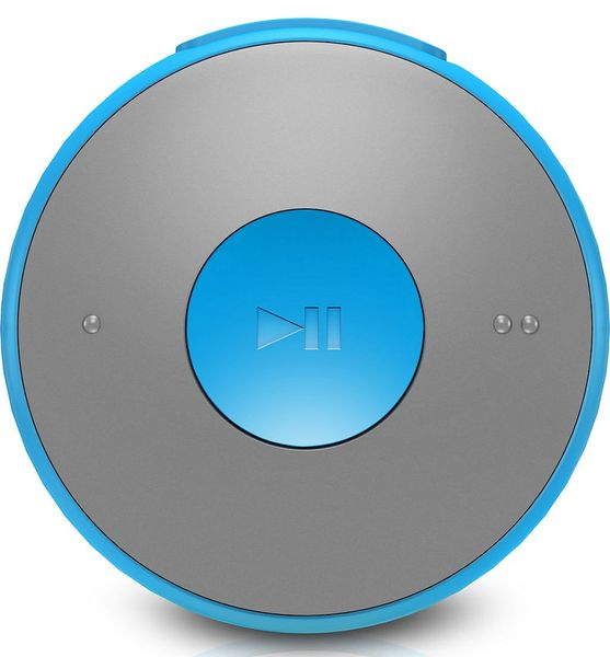 Philips SA5DOT02BN / 2 GB (Blue/Grey)