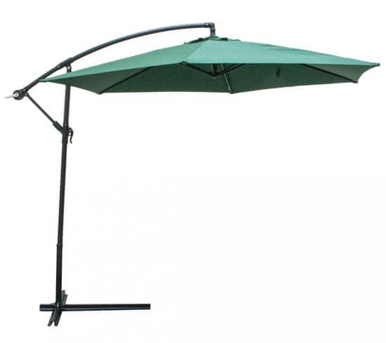 Happy Green zložljiv senčnik Parasol zelen (5046100DG)