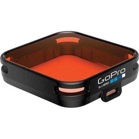 GoPro rdeč filter za potapljanje (ohišje Standard/Blackout)