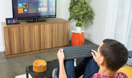 Microsoft All-in-One Media Keyboard Cz/Sk (N9Z-00020)