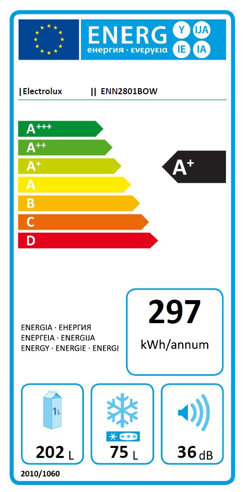 Electrolux ENN 2801 BOW