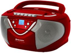 Roadstar RCR-4650USMP Hordozható CD-lejátszó