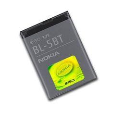 Nokia Originálna batéria BL-5BT, Li-ion 870 mAh, Nokia 2600c