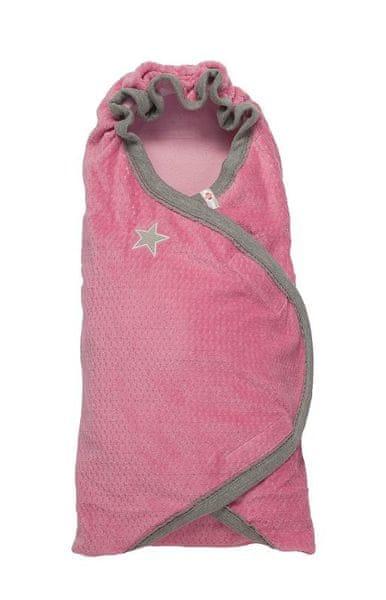 Lodger Zavinovačka Wrapper Newborn Cotton, Dawn