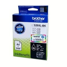Brother tinta LC529XLB, crna, 2.400 stranica