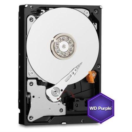 WD trdi disk Purple 4TB (WD40PURX)