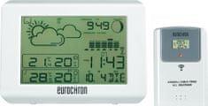 Eurochron Bezdrôtová DCF meteostanica EFWS 800