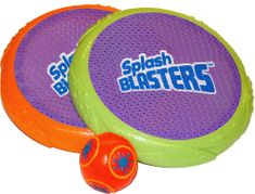 Alltoys Splash Blasters latające dyski