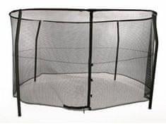 Too Much Zaščitna mreža za trampolin (6 palic) 305 cm