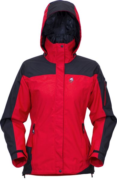 High Point Victoria Lady Jacket red/black S