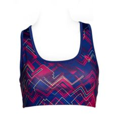 Puma Ess Gym Graphic Bra Top