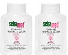 Sebamed Intímna umývacia emulzia 3,8 2 x 200 ml
