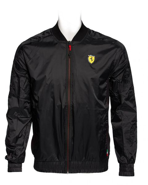 Puma SF Lightweight Jacket black XXL
