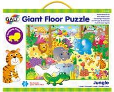 GALT Velké podlahové puzzle – zvířátka vdžungli