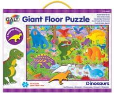 Galt Wielkie puzzle podłogowe - Dinozaury
