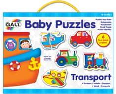 Galt Járművek Baby Puzzle