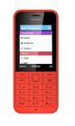 Nokia 220 Dual SIM, czerwony